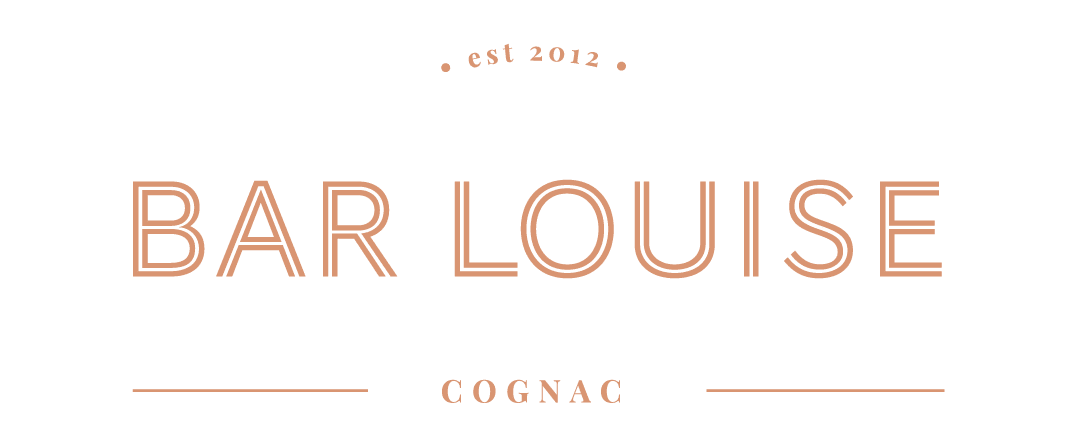 logo bar louise cognac