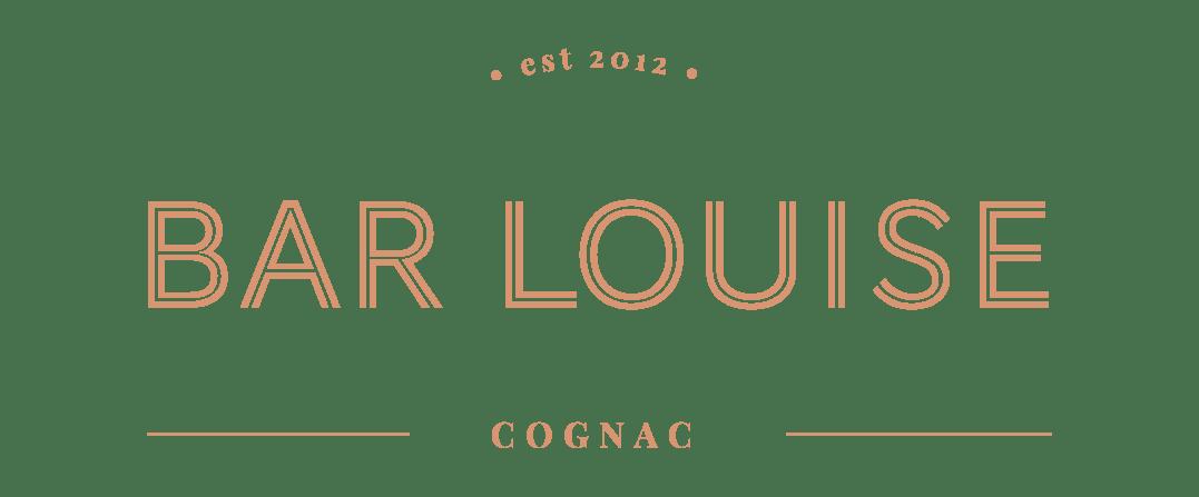logo bar louise cognac